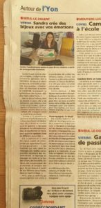 Article Ouest France 2021